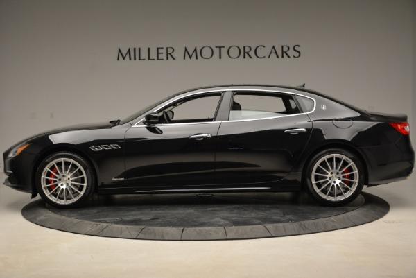 New 2018 Maserati Quattroporte S Q4 GranLusso for sale Sold at Pagani of Greenwich in Greenwich CT 06830 3