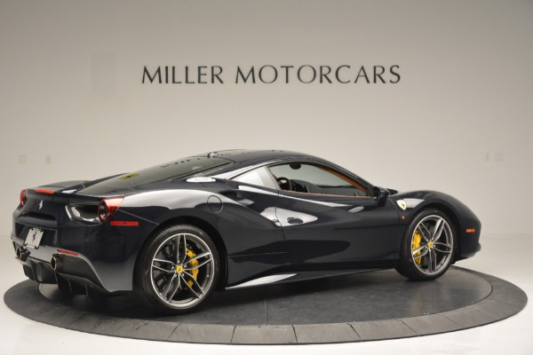Used 2018 Ferrari 488 GTB for sale Sold at Pagani of Greenwich in Greenwich CT 06830 8
