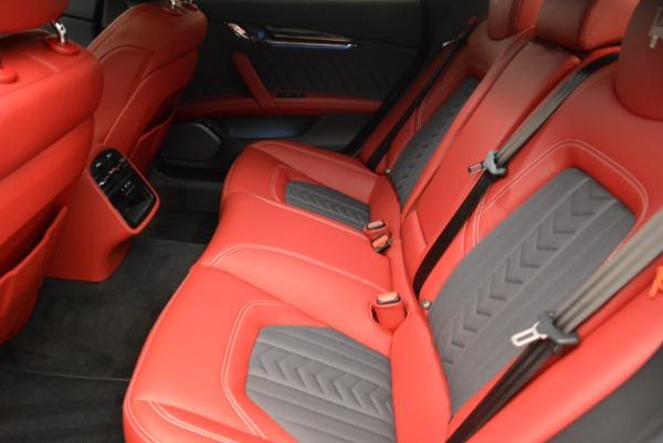 New 2018 Maserati Quattroporte S Q4 GranLusso for sale Sold at Pagani of Greenwich in Greenwich CT 06830 17