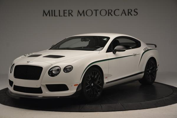 Used 2015 Bentley GT GT3-R for sale Sold at Pagani of Greenwich in Greenwich CT 06830 2