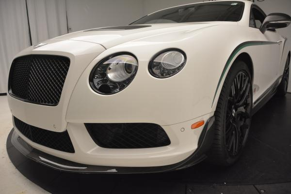 Used 2015 Bentley GT GT3-R for sale Sold at Pagani of Greenwich in Greenwich CT 06830 21