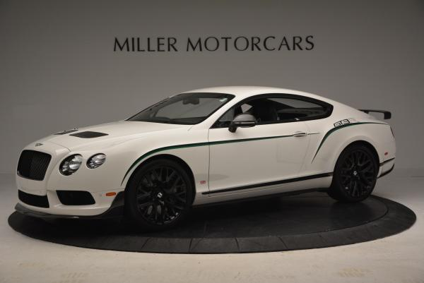 Used 2015 Bentley GT GT3-R for sale Sold at Pagani of Greenwich in Greenwich CT 06830 3