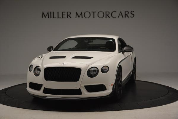 Used 2015 Bentley GT GT3-R for sale Sold at Pagani of Greenwich in Greenwich CT 06830 1