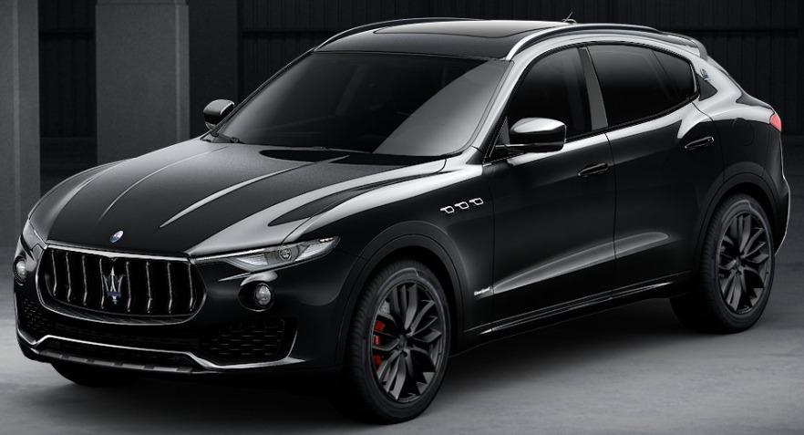 New 2018 Maserati Levante S for sale Sold at Pagani of Greenwich in Greenwich CT 06830 1