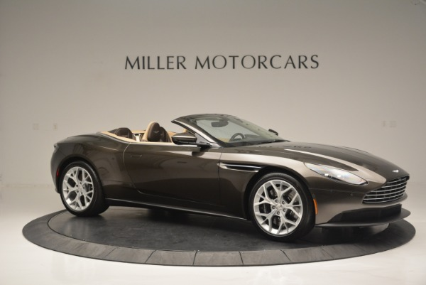 New 2019 Aston Martin DB11 V8 Convertible for sale Sold at Pagani of Greenwich in Greenwich CT 06830 10