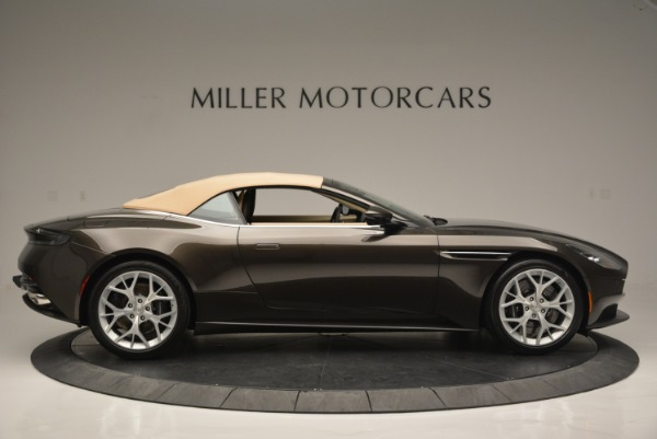 New 2019 Aston Martin DB11 V8 Convertible for sale Sold at Pagani of Greenwich in Greenwich CT 06830 21