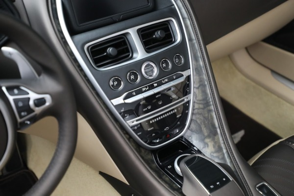 New 2019 Aston Martin DB11 V8 Convertible for sale Sold at Pagani of Greenwich in Greenwich CT 06830 22