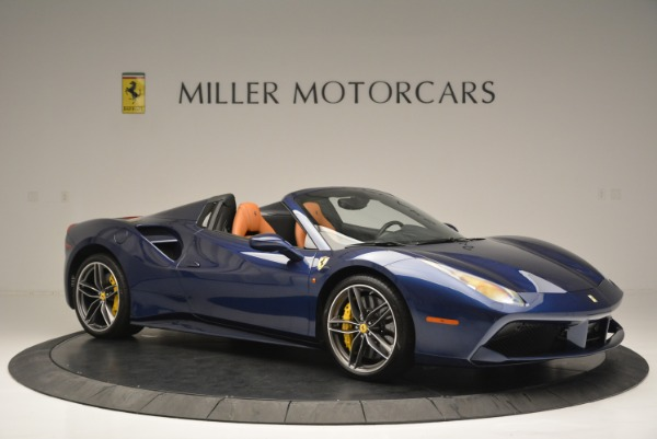 Used 2016 Ferrari 488 Spider for sale Sold at Pagani of Greenwich in Greenwich CT 06830 10