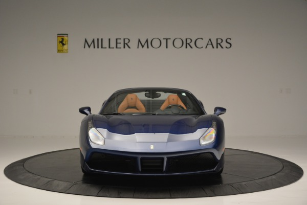 Used 2016 Ferrari 488 Spider for sale Sold at Pagani of Greenwich in Greenwich CT 06830 12