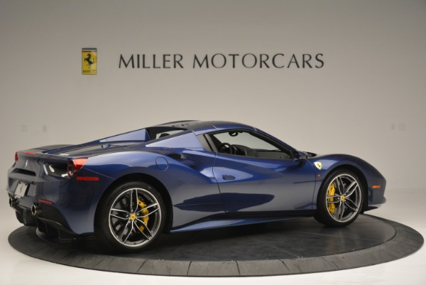 Used 2016 Ferrari 488 Spider for sale Sold at Pagani of Greenwich in Greenwich CT 06830 20