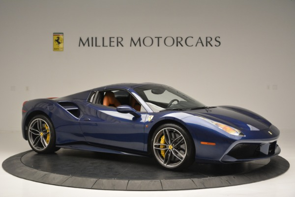 Used 2016 Ferrari 488 Spider for sale Sold at Pagani of Greenwich in Greenwich CT 06830 22