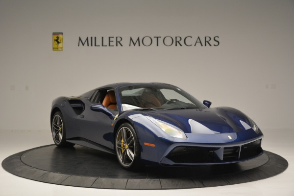 Used 2016 Ferrari 488 Spider for sale Sold at Pagani of Greenwich in Greenwich CT 06830 23