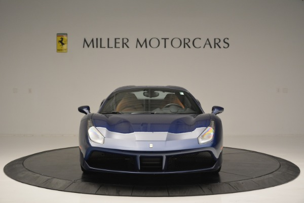 Used 2016 Ferrari 488 Spider for sale Sold at Pagani of Greenwich in Greenwich CT 06830 24