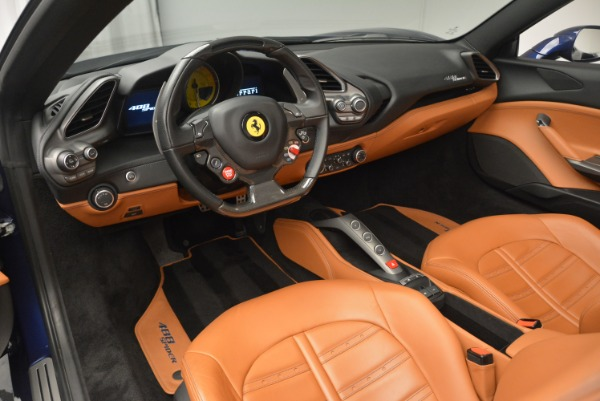 Used 2016 Ferrari 488 Spider for sale Sold at Pagani of Greenwich in Greenwich CT 06830 25