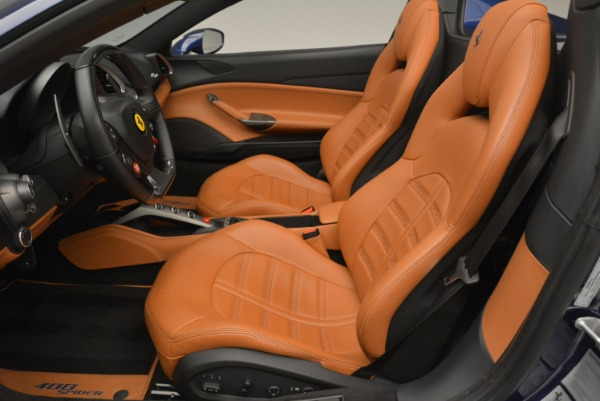 Used 2016 Ferrari 488 Spider for sale Sold at Pagani of Greenwich in Greenwich CT 06830 26