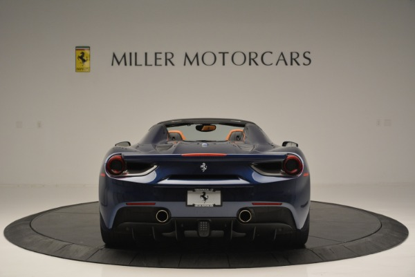 Used 2016 Ferrari 488 Spider for sale Sold at Pagani of Greenwich in Greenwich CT 06830 6