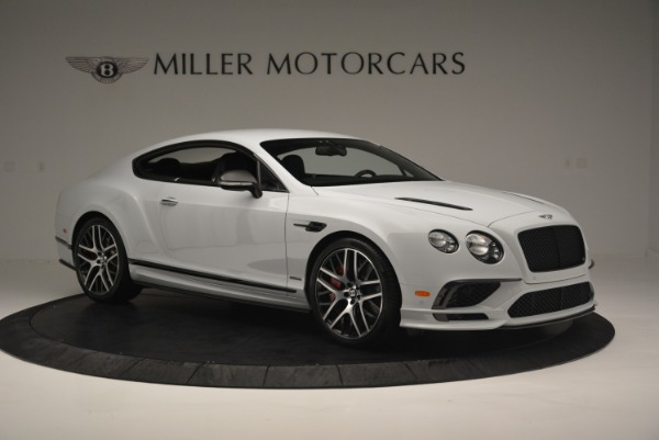 Used 2017 Bentley Continental GT Supersports for sale Sold at Pagani of Greenwich in Greenwich CT 06830 10