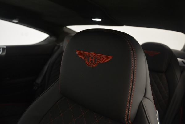 Used 2017 Bentley Continental GT Supersports for sale Sold at Pagani of Greenwich in Greenwich CT 06830 25