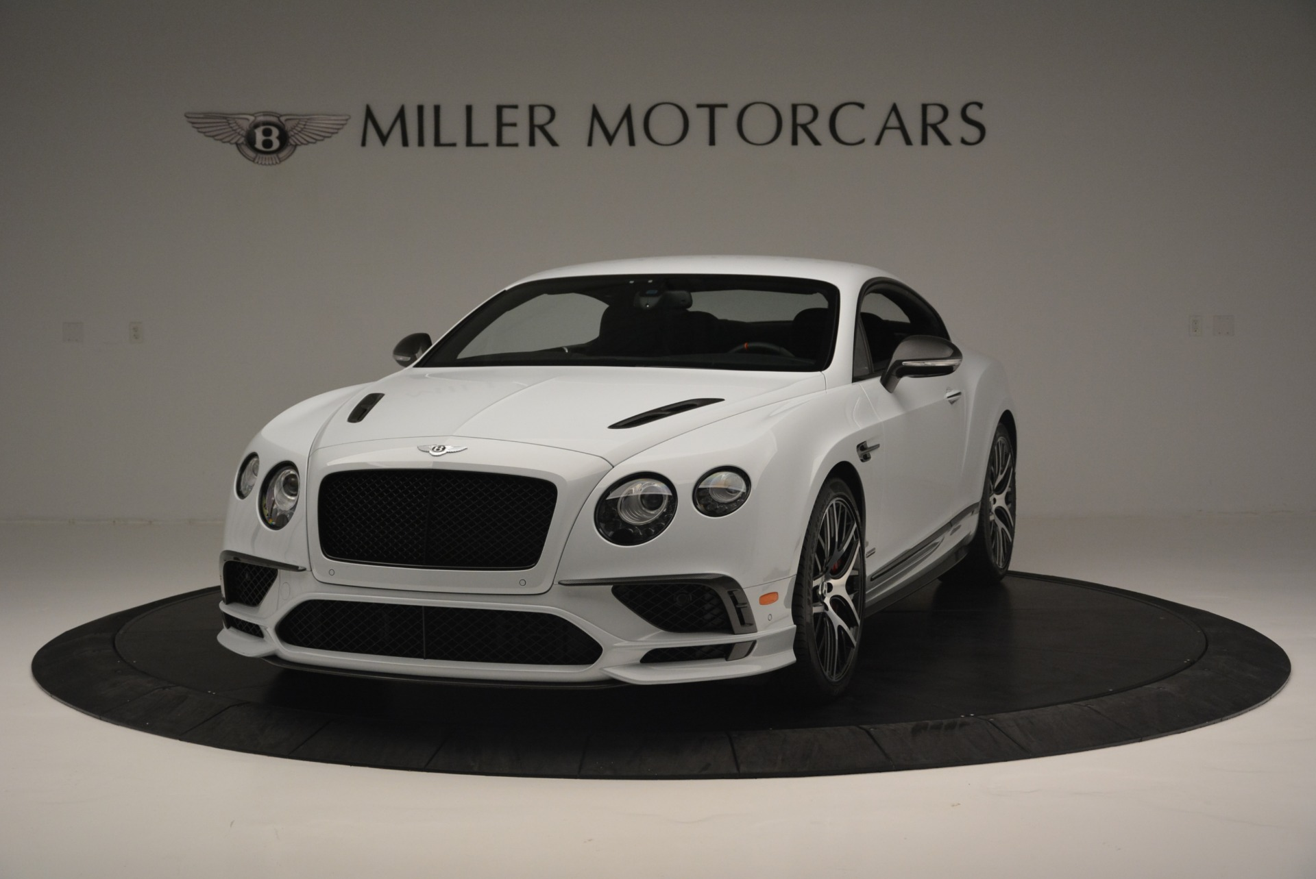 Used 2017 Bentley Continental GT Supersports for sale Sold at Pagani of Greenwich in Greenwich CT 06830 1