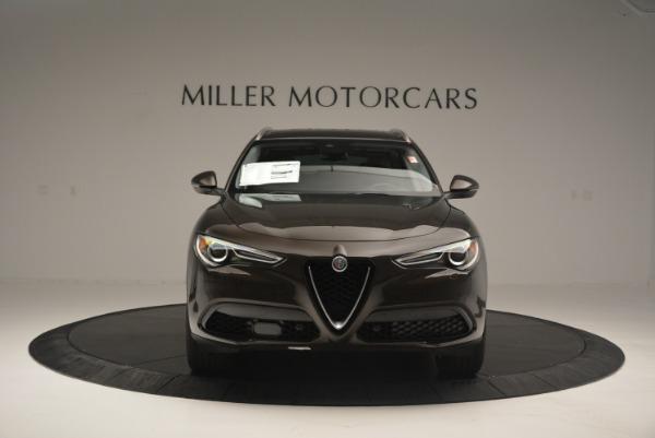 New 2018 Alfa Romeo Stelvio Ti Q4 for sale Sold at Pagani of Greenwich in Greenwich CT 06830 12