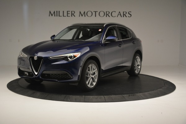 New 2018 Alfa Romeo Stelvio Ti Q4 for sale Sold at Pagani of Greenwich in Greenwich CT 06830 2