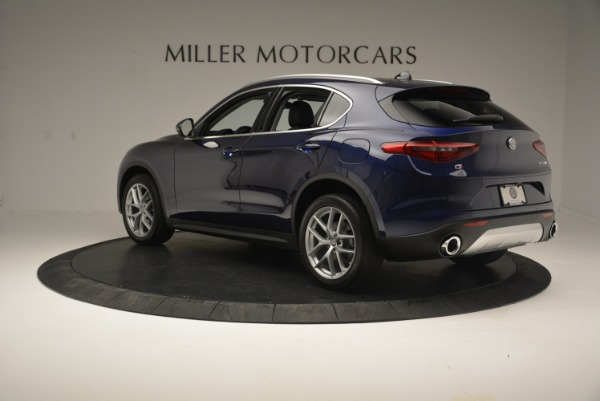 New 2018 Alfa Romeo Stelvio Ti Q4 for sale Sold at Pagani of Greenwich in Greenwich CT 06830 7