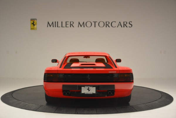 Used 1990 Ferrari Testarossa for sale Sold at Pagani of Greenwich in Greenwich CT 06830 6