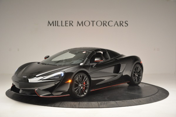 Used 2018 McLaren 570S Spider for sale Sold at Pagani of Greenwich in Greenwich CT 06830 15