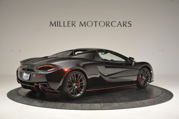 Used 2018 McLaren 570S Spider for sale Sold at Pagani of Greenwich in Greenwich CT 06830 19
