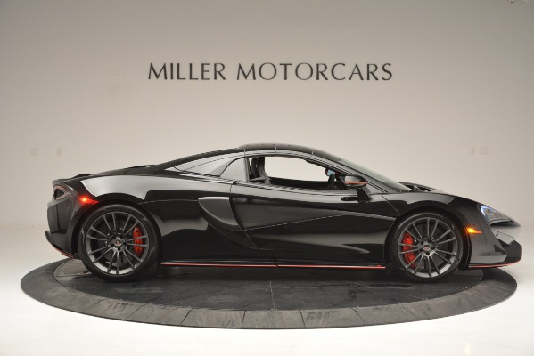 Used 2018 McLaren 570S Spider for sale Sold at Pagani of Greenwich in Greenwich CT 06830 20