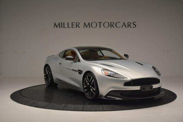 Used 2018 Aston Martin Vanquish S Coupe for sale Sold at Pagani of Greenwich in Greenwich CT 06830 11