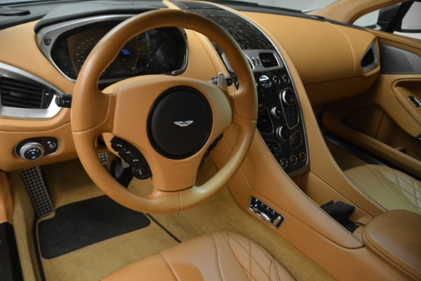 Used 2018 Aston Martin Vanquish S Coupe for sale Sold at Pagani of Greenwich in Greenwich CT 06830 14