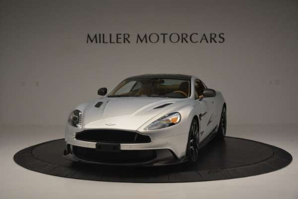 Used 2018 Aston Martin Vanquish S Coupe for sale Sold at Pagani of Greenwich in Greenwich CT 06830 2