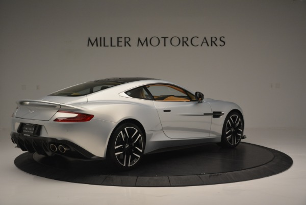 Used 2018 Aston Martin Vanquish S Coupe for sale Sold at Pagani of Greenwich in Greenwich CT 06830 8