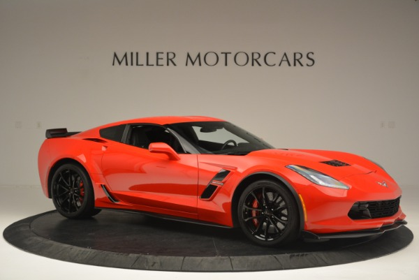 Used 2017 Chevrolet Corvette Grand Sport for sale Sold at Pagani of Greenwich in Greenwich CT 06830 10