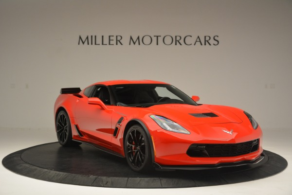 Used 2017 Chevrolet Corvette Grand Sport for sale Sold at Pagani of Greenwich in Greenwich CT 06830 11