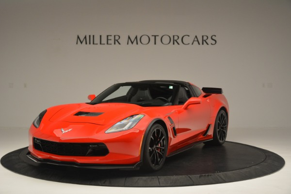 Used 2017 Chevrolet Corvette Grand Sport for sale Sold at Pagani of Greenwich in Greenwich CT 06830 13
