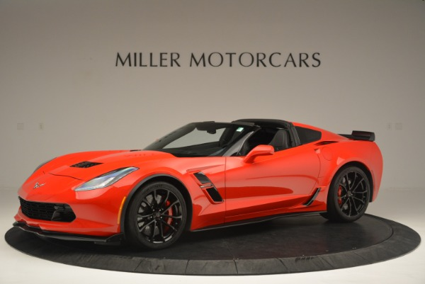 Used 2017 Chevrolet Corvette Grand Sport for sale Sold at Pagani of Greenwich in Greenwich CT 06830 14