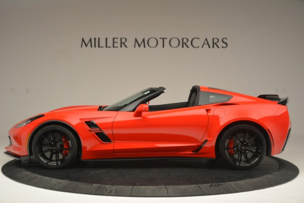 Used 2017 Chevrolet Corvette Grand Sport for sale Sold at Pagani of Greenwich in Greenwich CT 06830 15