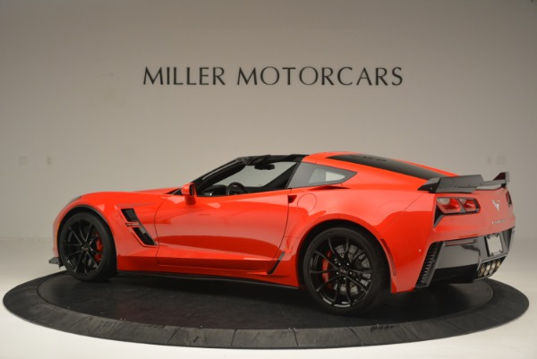 Used 2017 Chevrolet Corvette Grand Sport for sale Sold at Pagani of Greenwich in Greenwich CT 06830 16