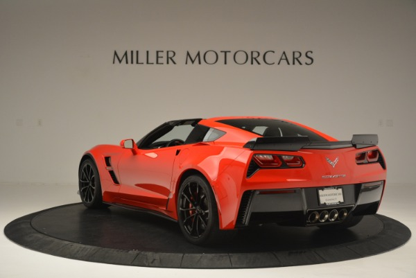 Used 2017 Chevrolet Corvette Grand Sport for sale Sold at Pagani of Greenwich in Greenwich CT 06830 17