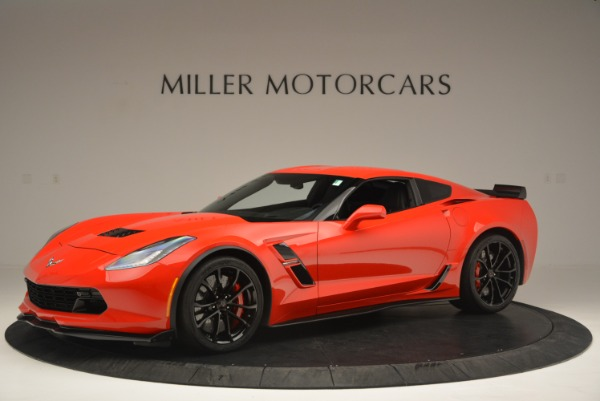 Used 2017 Chevrolet Corvette Grand Sport for sale Sold at Pagani of Greenwich in Greenwich CT 06830 2