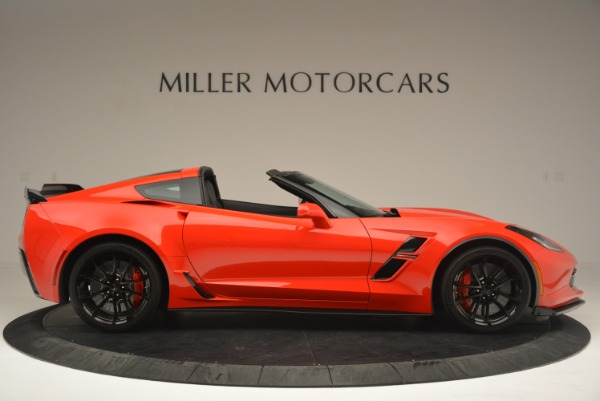 Used 2017 Chevrolet Corvette Grand Sport for sale Sold at Pagani of Greenwich in Greenwich CT 06830 21