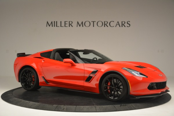 Used 2017 Chevrolet Corvette Grand Sport for sale Sold at Pagani of Greenwich in Greenwich CT 06830 22