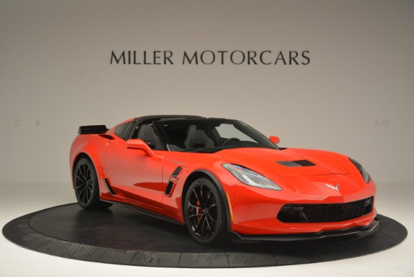 Used 2017 Chevrolet Corvette Grand Sport for sale Sold at Pagani of Greenwich in Greenwich CT 06830 23