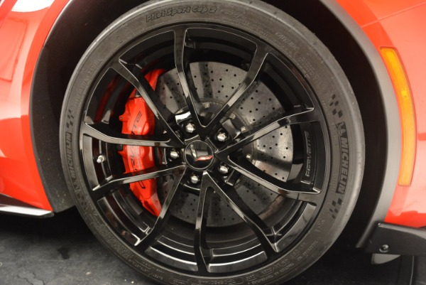 Used 2017 Chevrolet Corvette Grand Sport for sale Sold at Pagani of Greenwich in Greenwich CT 06830 25