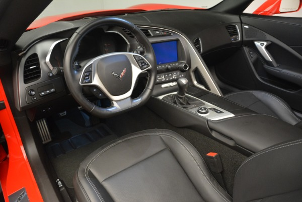 Used 2017 Chevrolet Corvette Grand Sport for sale Sold at Pagani of Greenwich in Greenwich CT 06830 26
