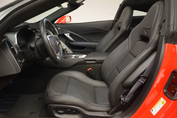 Used 2017 Chevrolet Corvette Grand Sport for sale Sold at Pagani of Greenwich in Greenwich CT 06830 27