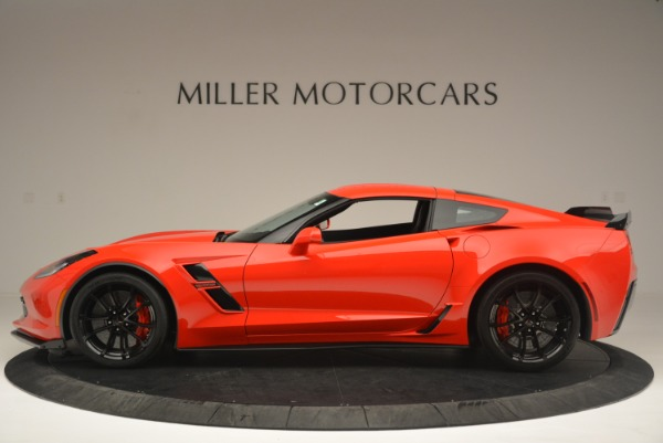 Used 2017 Chevrolet Corvette Grand Sport for sale Sold at Pagani of Greenwich in Greenwich CT 06830 3