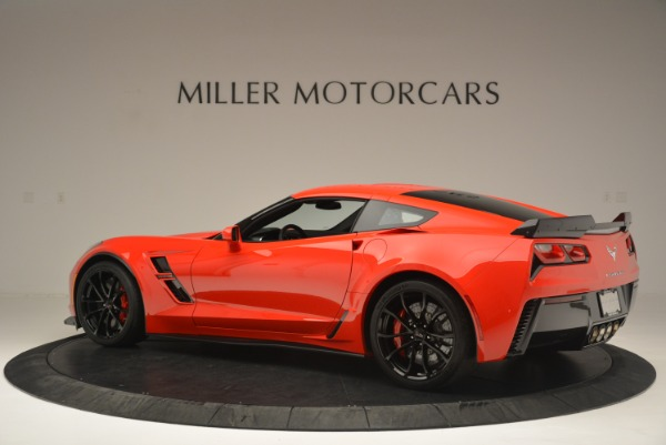 Used 2017 Chevrolet Corvette Grand Sport for sale Sold at Pagani of Greenwich in Greenwich CT 06830 4